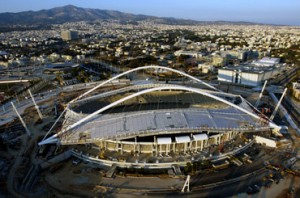stade olympique athenes