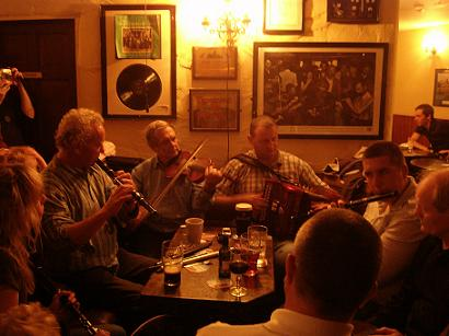 session irlandaise doolin