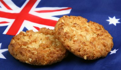 Les Anzac Biscuits