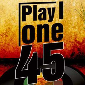 Play I One 45 : site musical / webradio