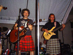 Festival Interceltique Lorient off 2010 FFR celtic fiesta