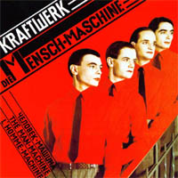 Kraftwerk The-Man-Machine