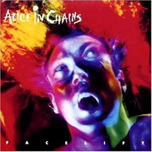 alice in chains facelift