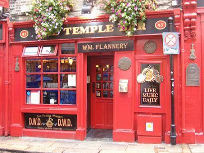 pub temple bar dublin