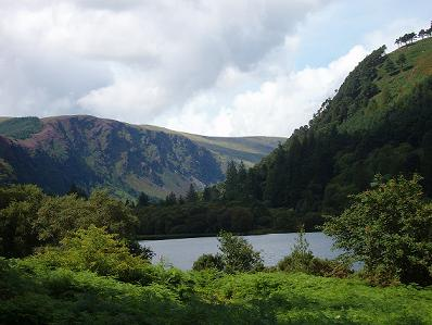 wicklow gap irlande