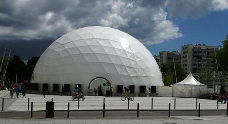 dome interceltique lorient
