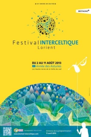 Festival Interceltique de Lorient 2013