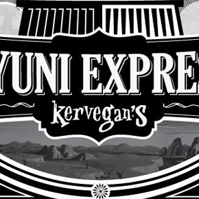 Kervegan's : Uyuni Express - Interview