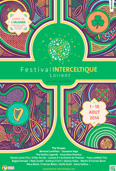 Festival Interceltique de Lorient 2014