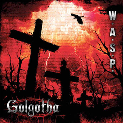 wasp golgotha album chronique