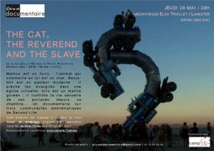 THE CAT,THE REVEREND AND THE SLAVE documentaire lorient