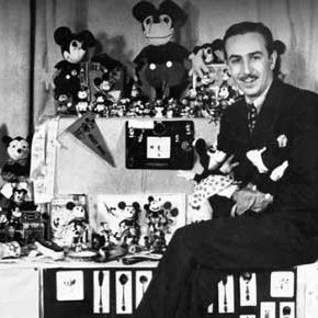 Walt Disney : documentaire