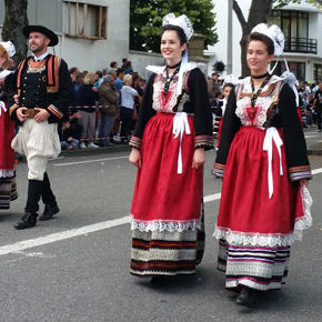 Retour sur le festival interceltique de Lorient 2017 : la grande parade des nations celtes