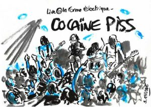 Cocaine-Piss-interview-sylvain-cnudde-dessinateur-en-direct-musique-live-concerts-concerts-nanook-webzine-culture-festival-groupes-croquis-dessins-3