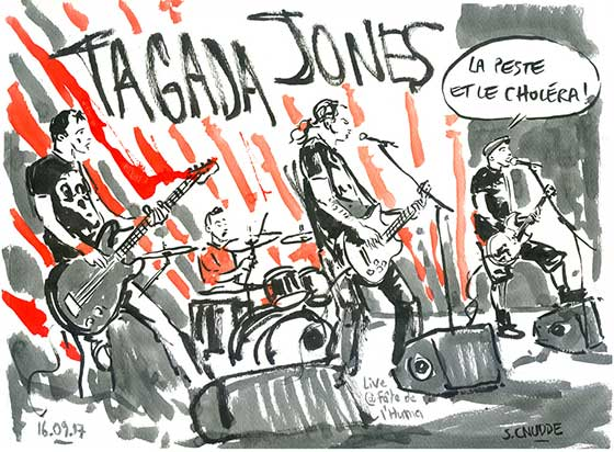 Tagada-Jones-interview-sylvain-cnudde-dessinateur-en-direct-musique-live-concerts-concerts-nanook-webzine-culture-festival-groupes-croquis-dessins-8