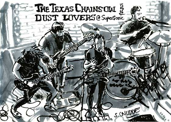 The-Texas-Chainsaw-interview-sylvain-cnudde-dessinateur-en-direct-musique-live-concerts-concerts-nanook-webzine-culture-festival-groupes-croquis-dessins-6