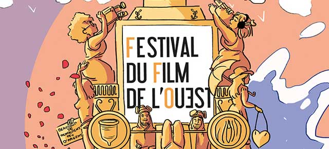 Festival du film de l'Ouest - Interview