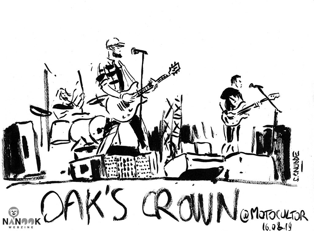 Oaks_Crown-motocultor-2019-festival-concert-nanook-webzine-report-article-sylvain-cnudde-dessins-direct-live-croquis