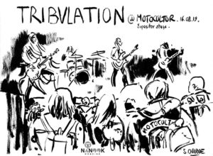 Tribulation-festival-concert-motocultor-2019-nanook-webzine-report-article-sylvain-cnudde-dessins-direct-live-croquis
