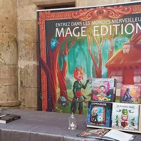 Interview : Margot Aguerre, Mage Éditions